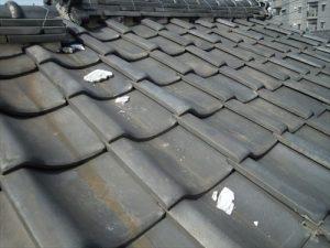 東京都葛飾区 M様邸 和瓦からコロニアル葺きへ 屋根葺き替え工事 施工前7