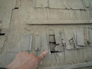 東京都葛飾区 M様邸 和瓦からコロニアル葺きへ 屋根葺き替え工事 施工中20