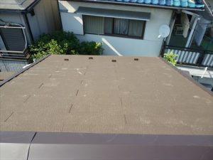 東京都葛飾区 M様邸 和瓦からコロニアル葺きへ 屋根葺き替え工事 施工後49