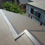 東京都葛飾区 M様邸 和瓦からコロニアル葺きへ 屋根葺き替え工事 施工後50