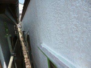 千葉県市川市Y様邸 外壁塗装工事 施工中・下塗り