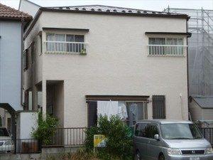 千葉県市川市Y様邸 外壁塗装工事 施工後 外観