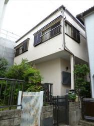 千葉県市川市Y様邸 外壁塗装工事 施工後・外壁塗装外観完了